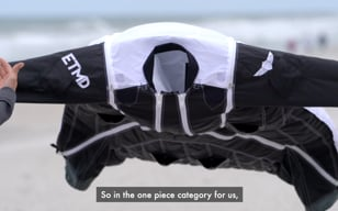 SQRL ETMD One Piece Trackwingsuit Machine