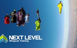 Next Level Flight: Wingsuit Training