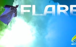 Wingsuit Flare