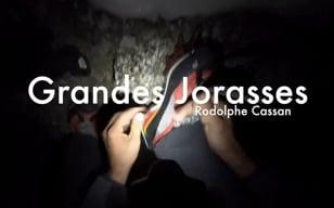 Rudy Cassan, Grande Jorasses BASE Jump