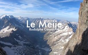 Le Meije: Rodolphe Cassan