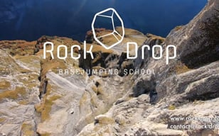 ROCK DROP BASE SCHOOL CHAMONIX