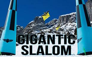 GIGANTIC SLALOM